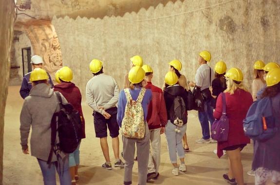 Картинка экскурсия в Соляные шахты