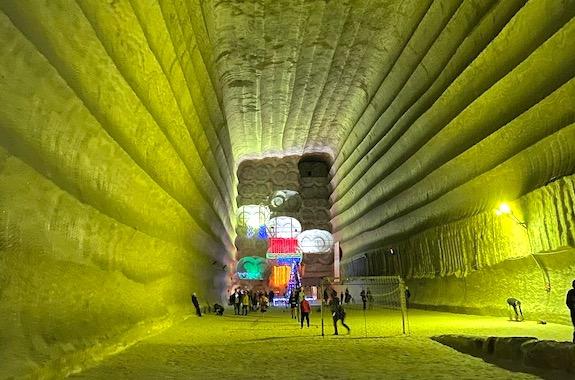 Картинка тур в Соляные шахты из Днепра