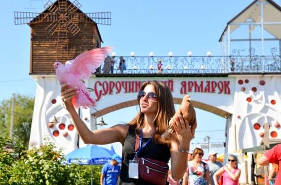 Фото экскурсия на Сорочинскую ярмарку