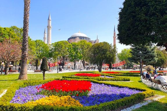 Картинка поездка в Стамбул и Каппадокию из Харькова