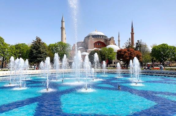 Фото экскурсия по Стамбулу
