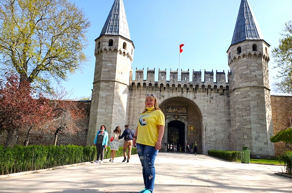 Картинка авиа тур в Стамбул из Харькова