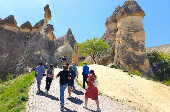 Картинка тур в Каппадокию