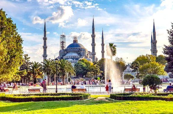Фото экскурсия в Голубую мечеть