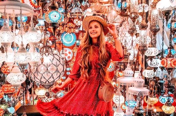 Картинка поездка на гранд базар