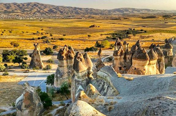 Фото экскурсионный тур в Каппадокию