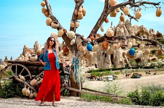 Картинка тур в город Аванос Каппадокия