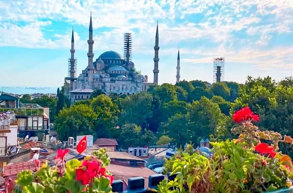 Картинка экскурсионный тур в Стамбул