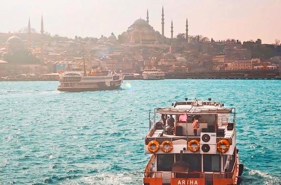 Картинка тур в Стамбул