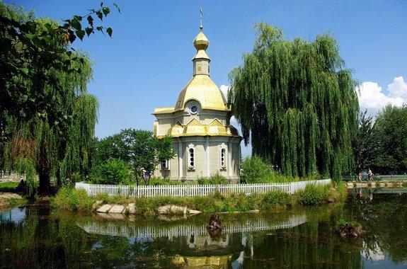 Экскурсия в Изюм из Харькова