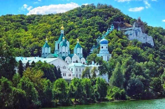 Картинка экскурсия в Святогорск из Днепра