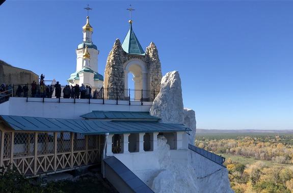 Изображение экскурсия в Святогорскую Лавру из Киева