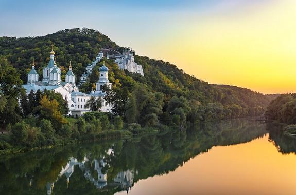 Картинка экскурсия в Святогорск из Киева