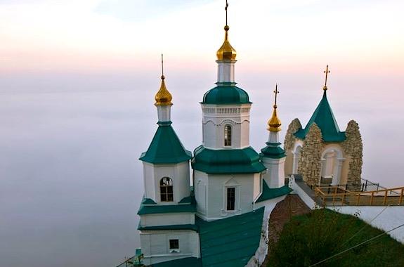 Фото экскурсия в Святогорск