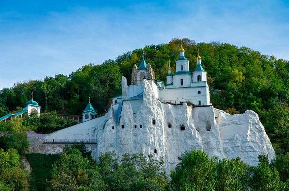 Экскурсия в Славяногорск