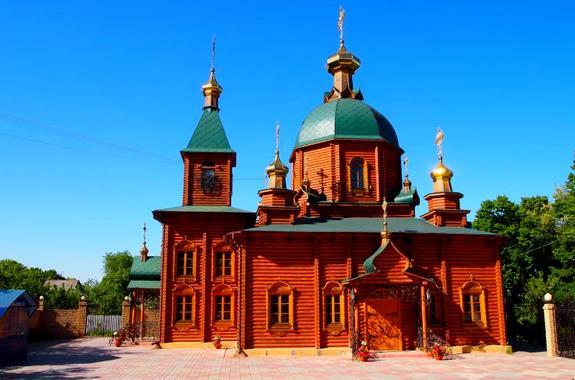 Картинка экскурсия по храмам из Харькова