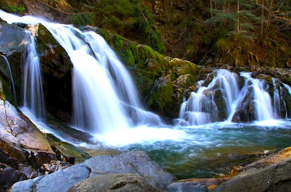 Фото поездка на водопад Каменка