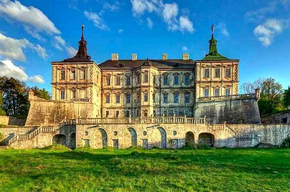 Картинка Подгорецкий замок
