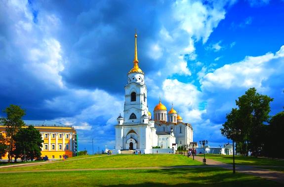 Картинка экскурсия по городу Владимир