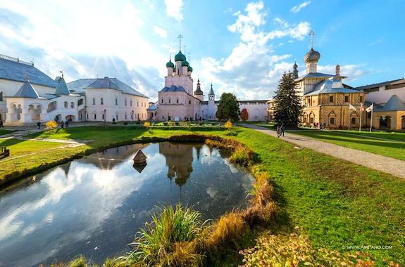 Фото поездка в Ростов Великий