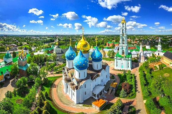 Фото экскурсия в Сергиев Посад