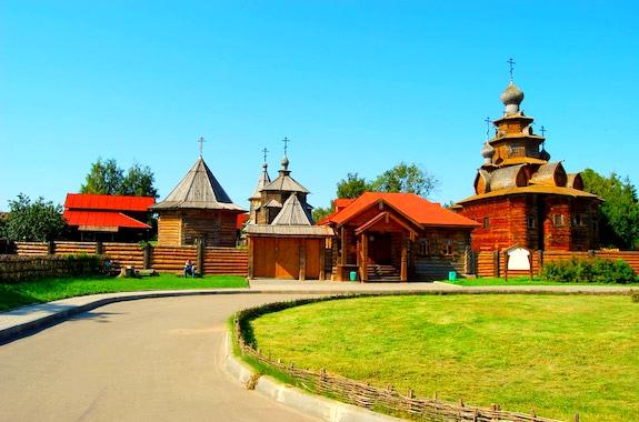 Фото экскурсия в город Суздаль