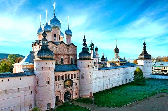 Фото поездка в Ярославль