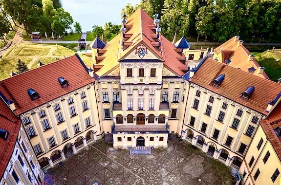 Фото тур в Несвижский замок