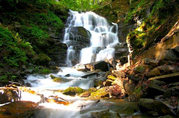 Картинка поездка на водопад Шипот