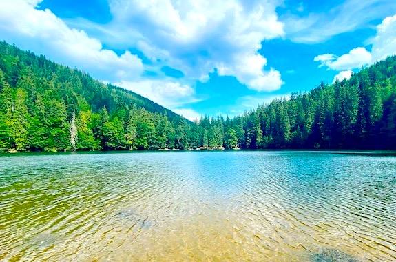 Картинка тур на озеро Синевир