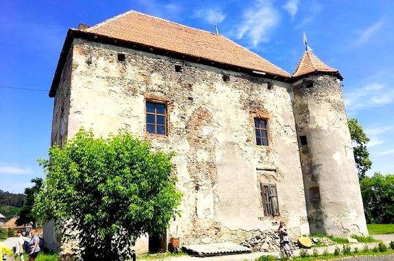 Картинка Чинадиевксий замок поездка