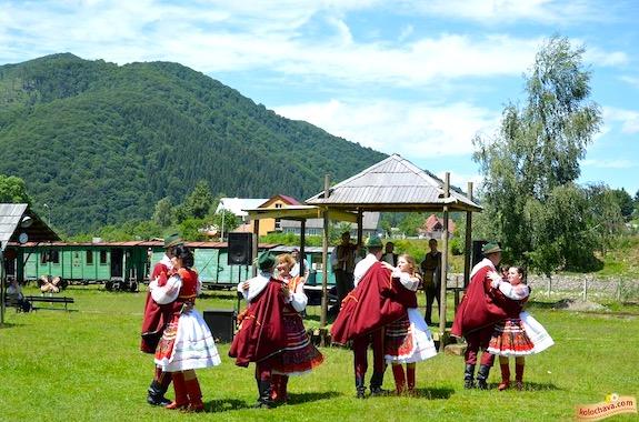 Фото поездка в Колочаву