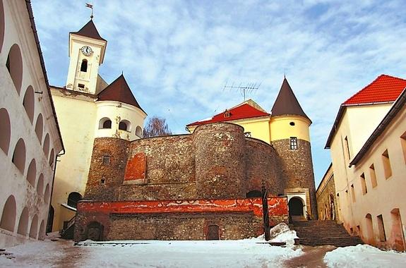 Фото экскурсия в замок Паланок