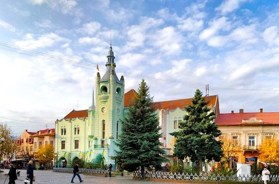 Фото тур в Мукачево