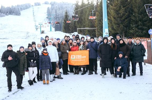 Картинка тур на горнолыжный курорт Пилипец