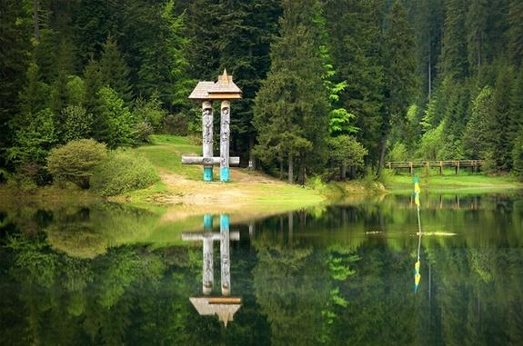 Фото поездка на озеро Синевир