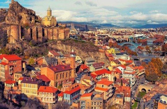 Картинка экскурсия по Тбилиси