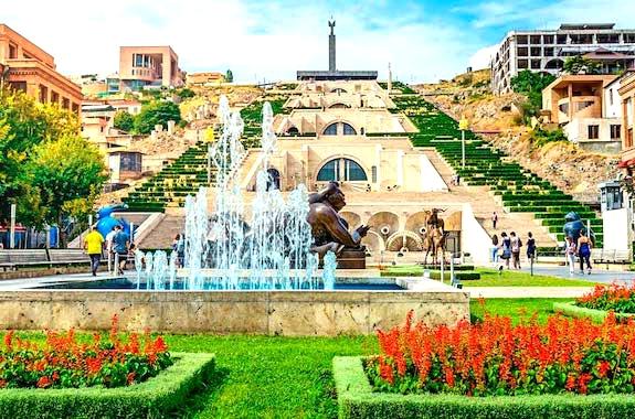 Фото экскурсия по Еревану