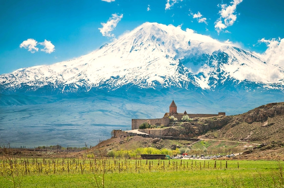 Фото поездка в Ереван