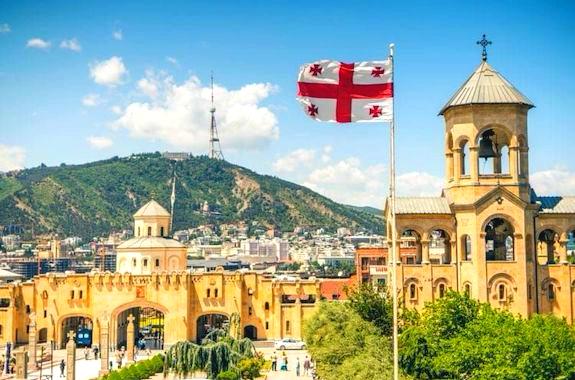 Фото поездка в Тбилиси