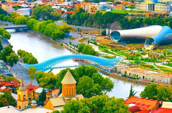 Фото тур в Тбилиси