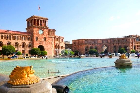 Фото тур в Ереван