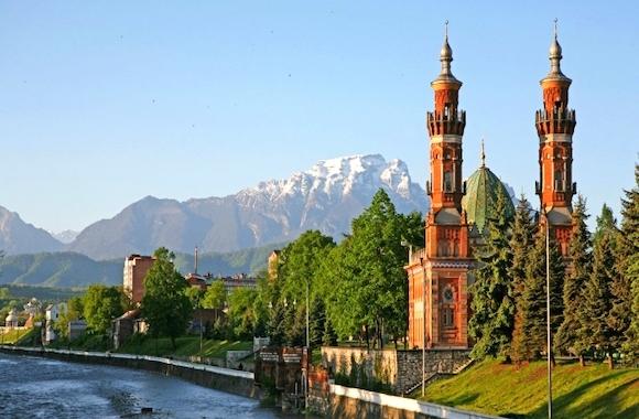 Фото экскурсия во Владикавказ