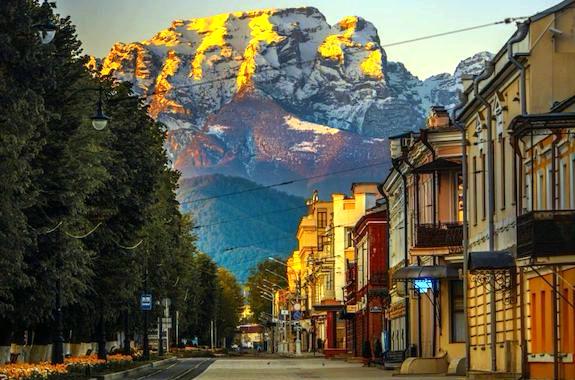 Картинка тур во Владикавказ