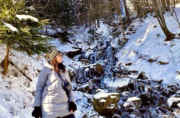 Фото экскурсия на водопад Труфанец
