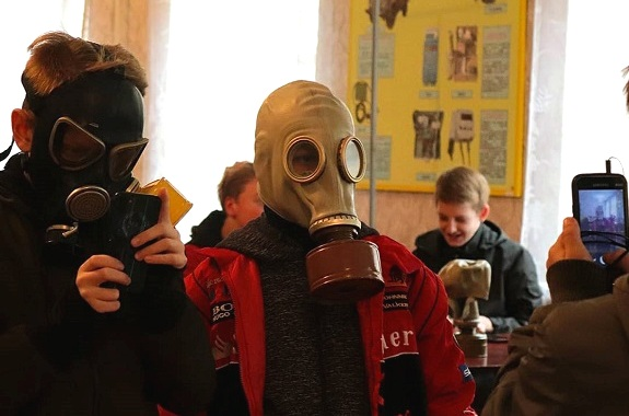 Фото экскурсия в Ватутино для школьников