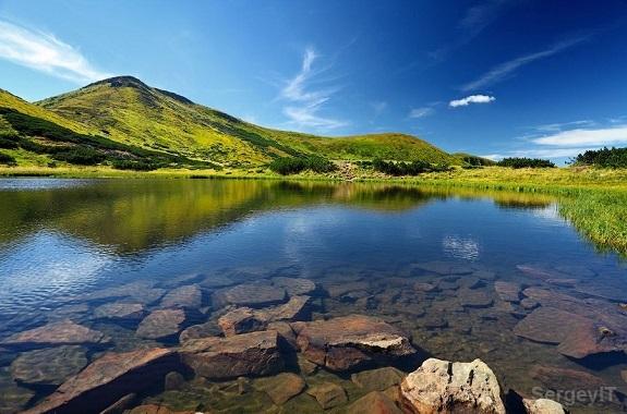 Фото экскурсия на озеро Несамовыте